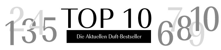 Top 10 Düfte