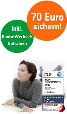 netbank.de Gutschein