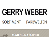 gerry weber at gutschein