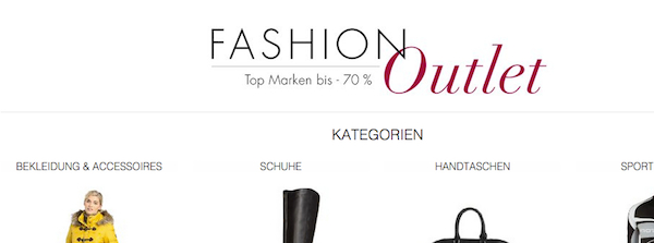 amazon fashion outlet 70 prozent rabatt