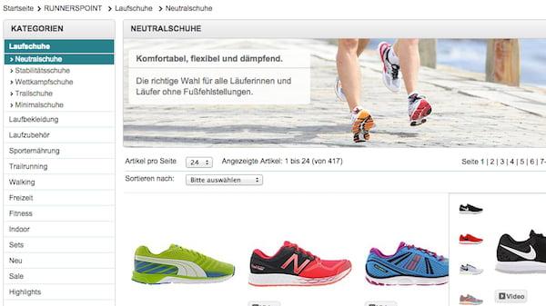 runnerspoint gutschein 20 euro