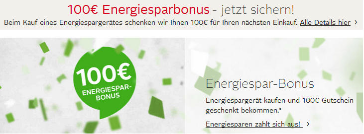 Otto Energiesparbonus Bild 2