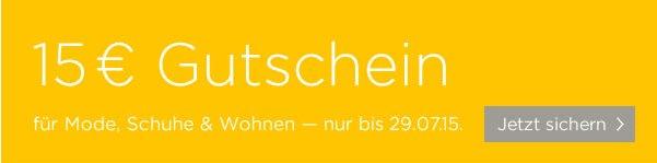 BAUR Gutschein 2 23.07.15