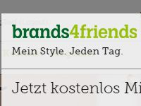 brands4friends gutschein
