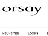 orsay gutschein