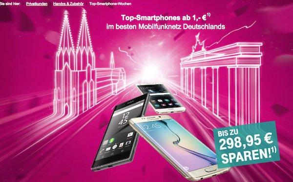 telekom top smartphones ab 1 euro