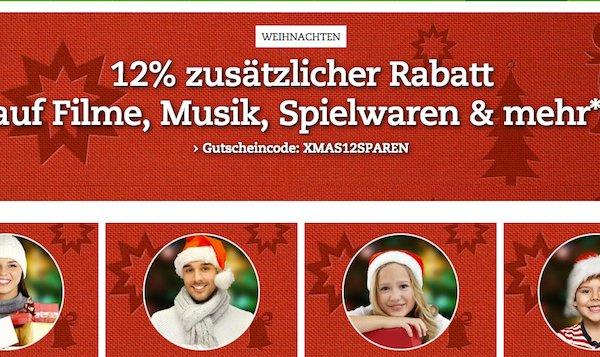 thalia 12 prozent gutschein weihnachten