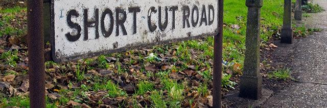 Short-Cut-Road