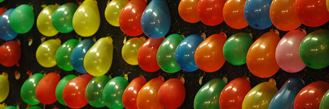 many-baloons