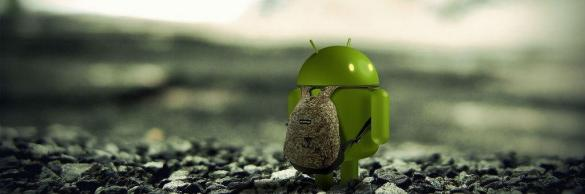 Android-hiking