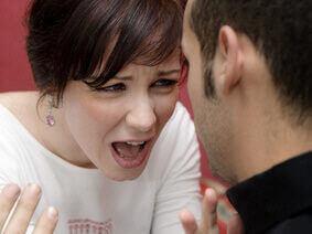 Streitige Scheidung
