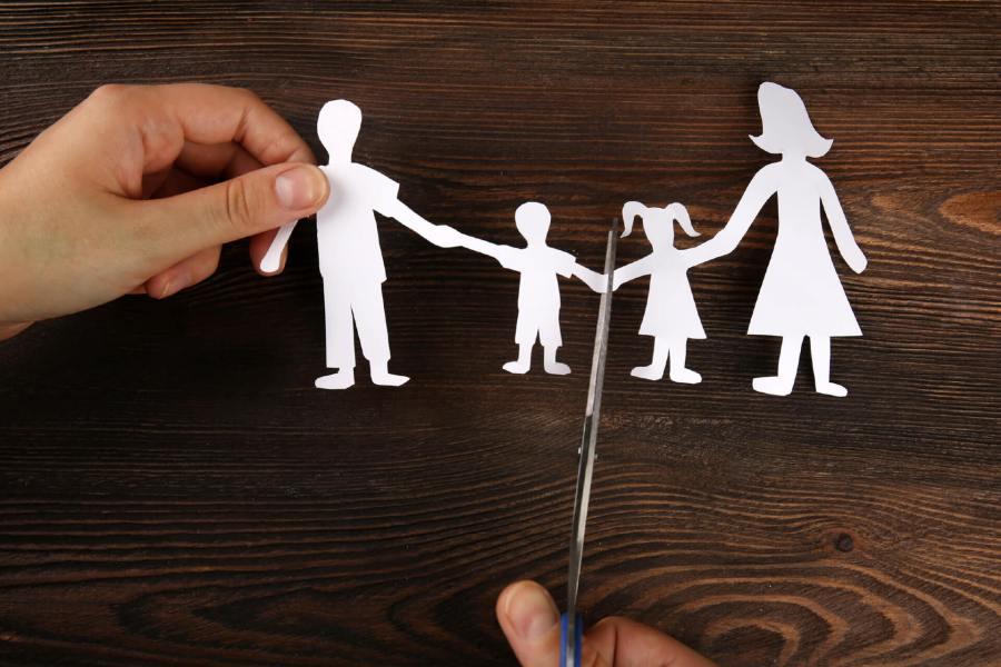 Scheidung und Familienrecht