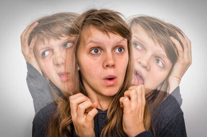 Härtescheidung bei psychischem Druck