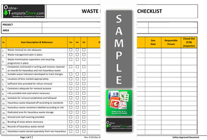 Audit Form Template. 5S Audit Scorecard. Here Is A Preview Of The