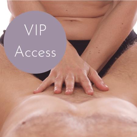 Male Massage: VIP Access