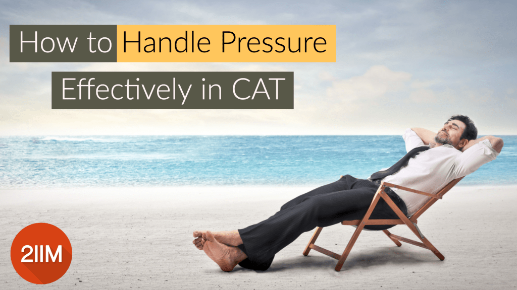 Handle Pressure Effectively