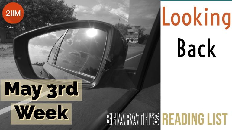 bharaths reading list for CAT VARC