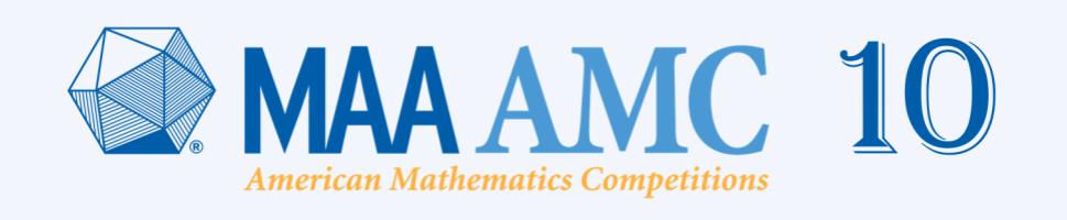 AMC 10 Banner