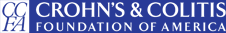 Crohn's & Colitis Foundation of America logo