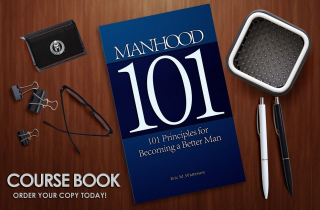 Manhood 101 Book