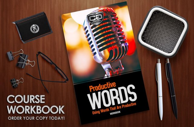 Productive Words Book