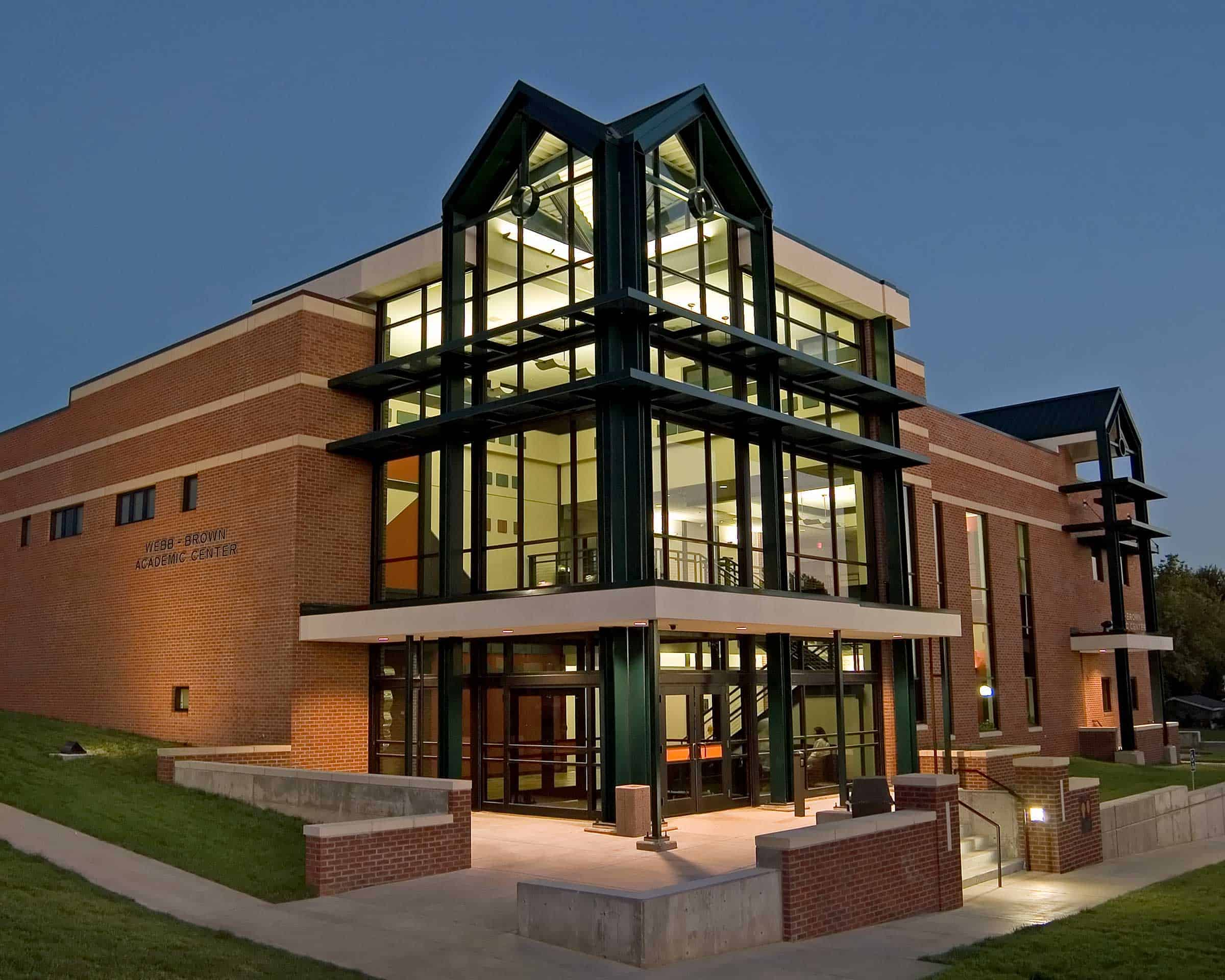 Web Brown Center
