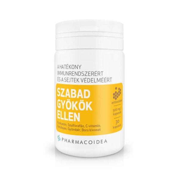 Pharmacoidea Szabad Gyökök Ellen Kapszula (30db)