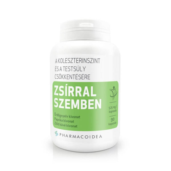 Pharmacoidea Zsírral Szemben Kapszula (90db)