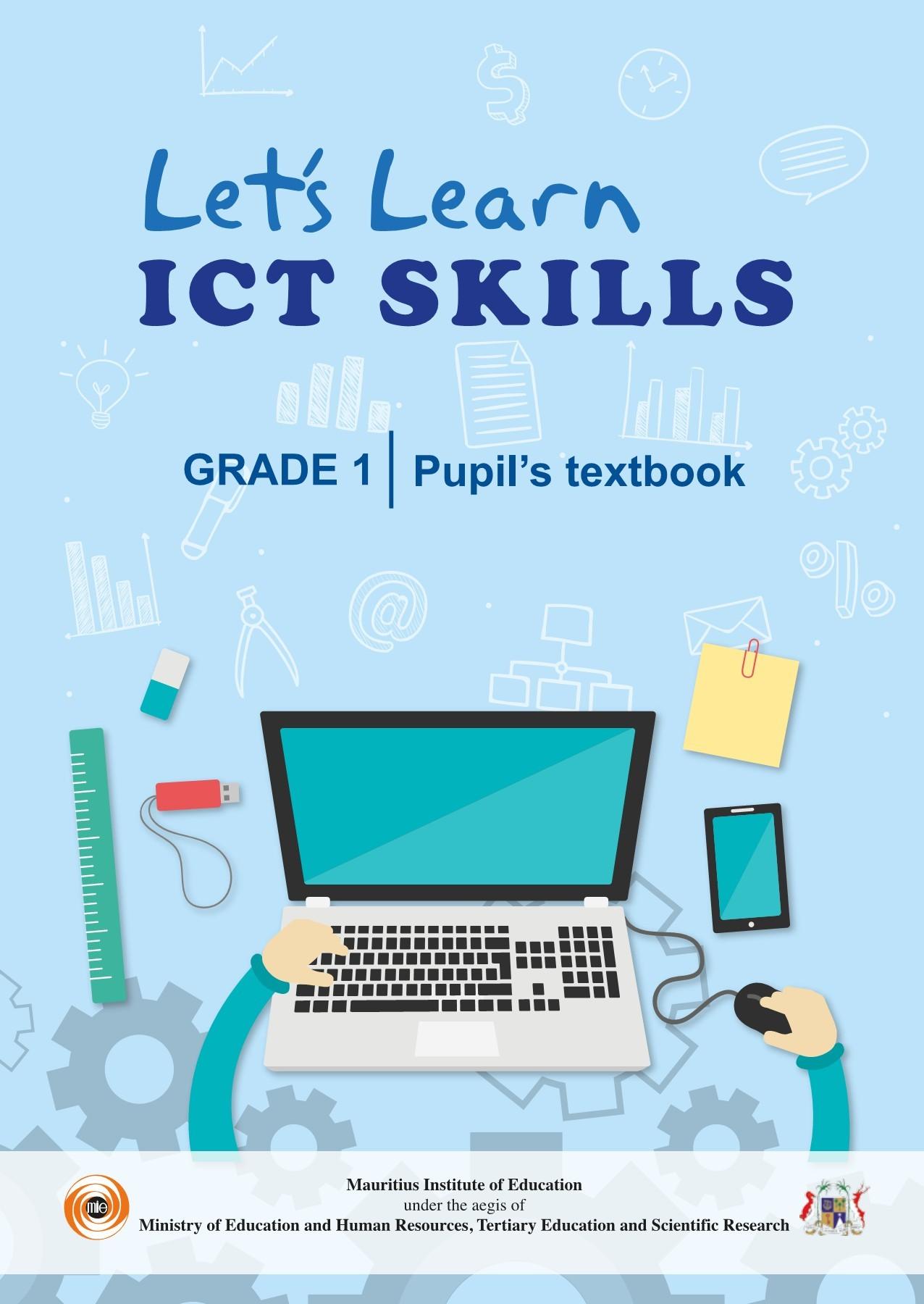 Ict Worksheets For Grade 1
