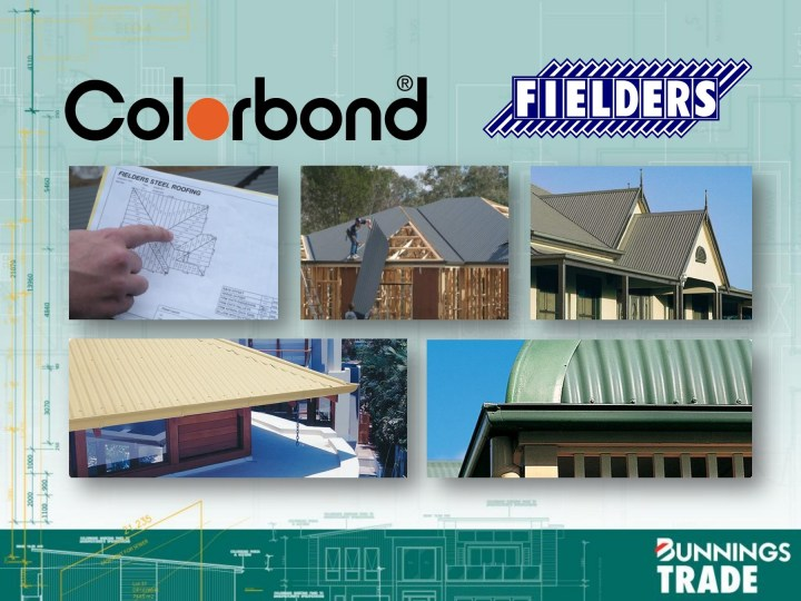 Colorbond Roof Sheets Bunnings   Irfandiawhite co