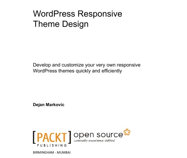 How Old Are You Worksheet French, Dejan Markovic WordPress Responsive Theme Design Essentials Packt Publishing  50 Text Version Fliphtml5, How Old Are You Worksheet French