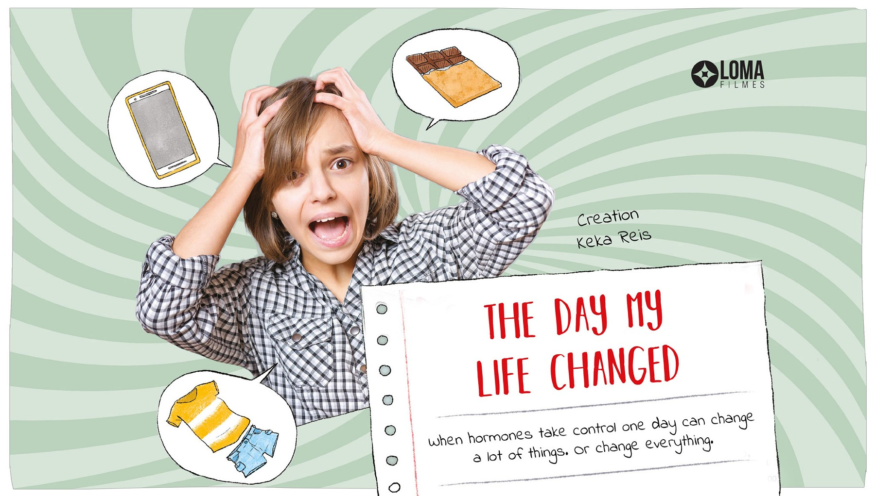 The Day My Life Changed Because Of A Chocolate Bar Bought Pages 1
