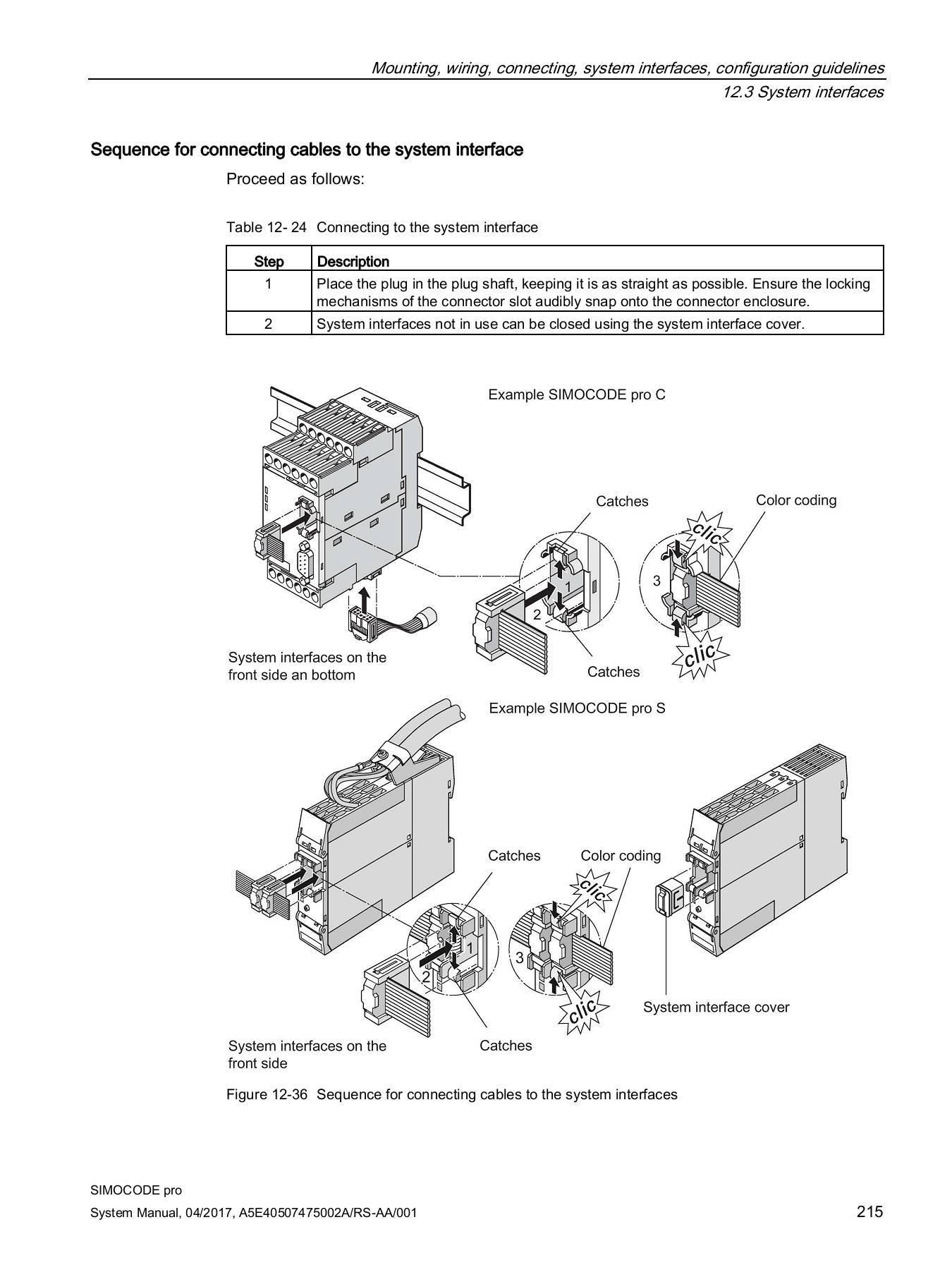 Simocode Pro V Wiring Diagram