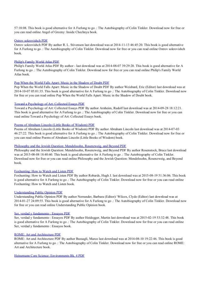 Books Of Essays Pdf | Applydocoument co