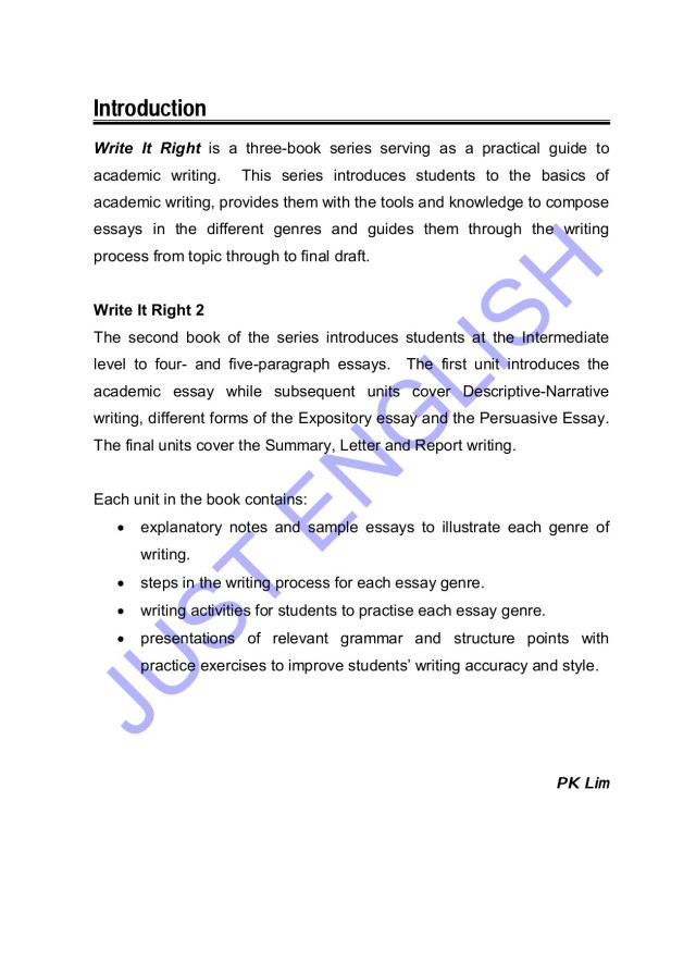 academic report introduction example