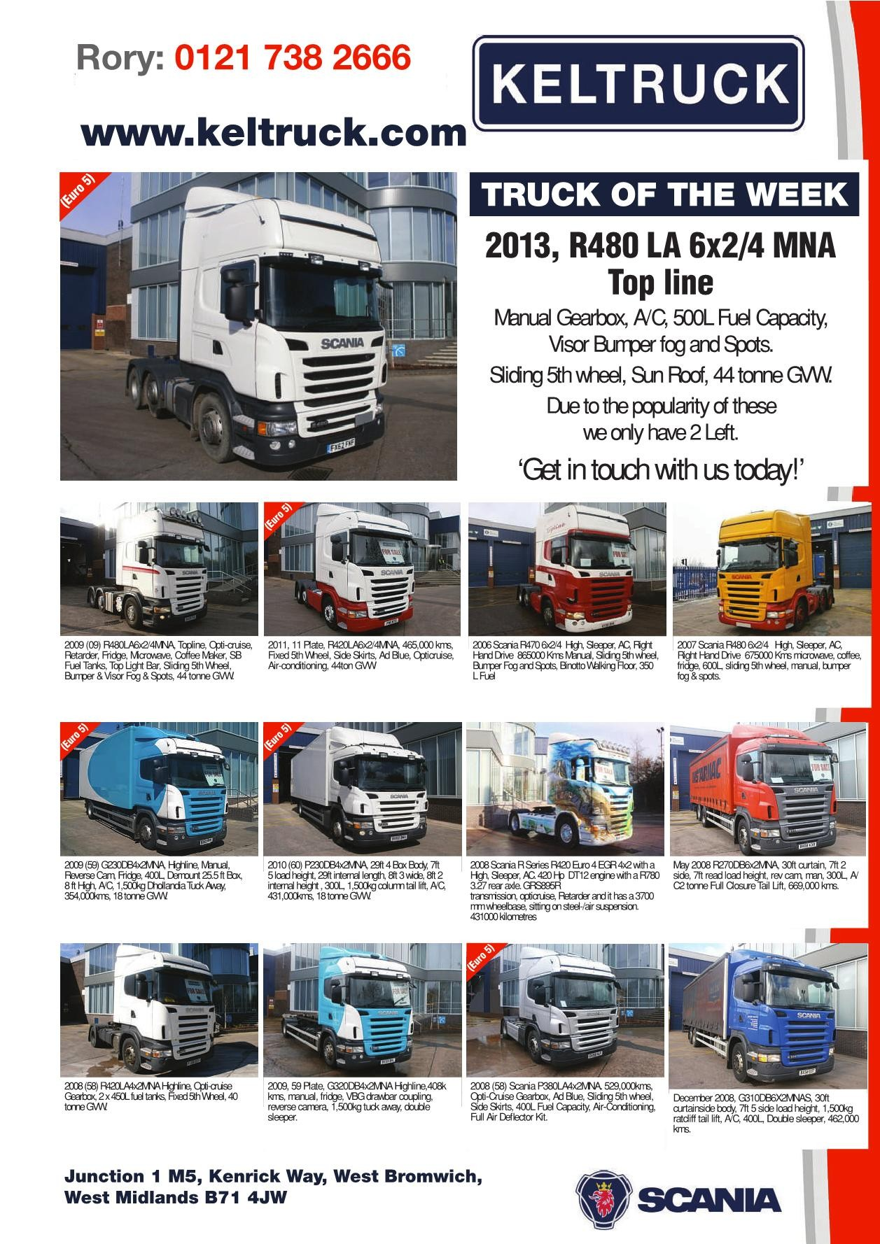 truck and plant locator issue 934 pages