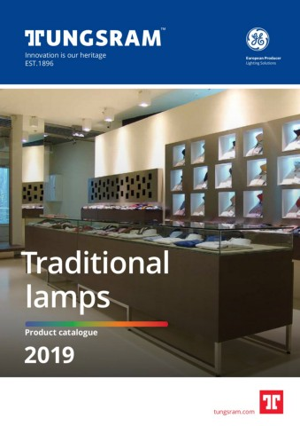 Tungsram Traditional Lamps Product Catalogue 2019 En Pages 1 50 Text Version Fliphtml5