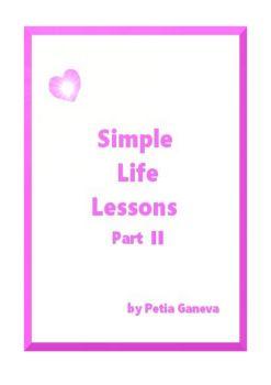 Bildergebnis für simple life lessons part ii