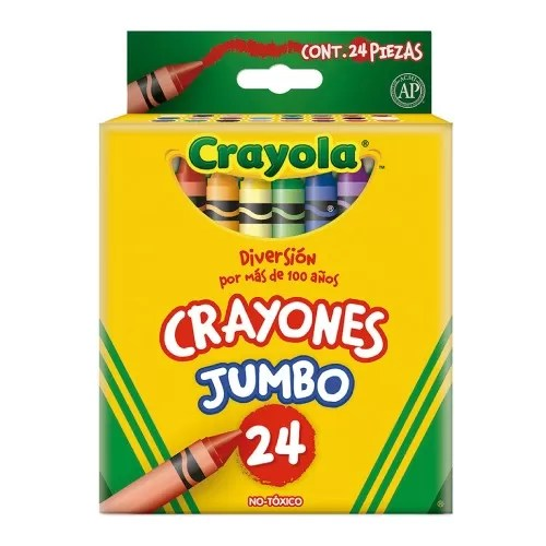 Crayones Jumbo