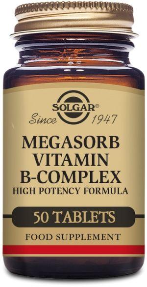 Solgar Megasorb Vitamin B-Complex