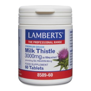 Lamberts Milk Thistle 3000mg