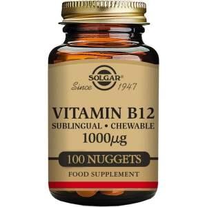 Solgar Vitamin B12 1000mcg