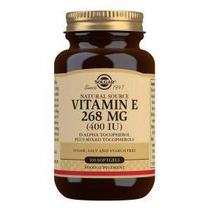 Solgar Vitamin E 268mg