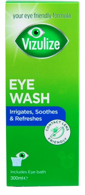 Vizulize Eye Wash