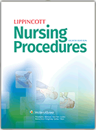 Nursing Procedures, Lippincott's