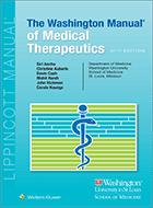 Washington Manual® of Medical Therapeutics, The