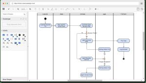 Online Diagram Software & Chart Solution