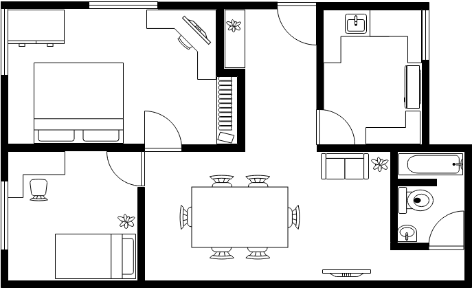 Free Floor Plan Examples