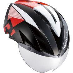 OGK KABUTO ( オージーケーカブト ) ヘルメット AERO-R1 CV G-1イエロー L/XL