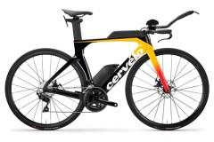 Cervelo ( サーベロ ) トライアスロンバイク P-Series 105 ( Pシリーズ 105 ) ライト オレンジ / コーラル 51